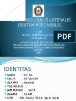 Hernia inguinalis lateral
