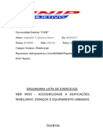 Ergonomia Lista Final