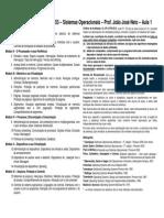 PCS2453 - Notas de aula 1