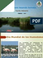 2.- Dia Mundial de Los Humedales