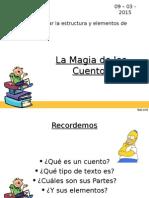 Ppt 2 Lenguaje La Magia de Los Cuentos