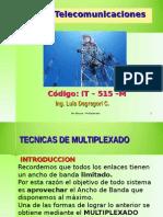 Curso Telecom III - 2014-1 Multiplexado.ppt