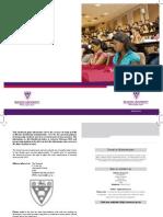 Student Handbook 2014 and 2015