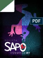 Revista Sapo 01 Cuentos