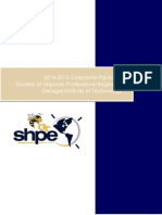 Corporate Package GT-SHPE 2014-2015