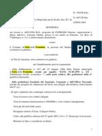 Coniglio Simone Contro Tricoli Al Tar Senteza 1364 2001 Ricorso Presentato 1994 Avanzamento Carriera (1)