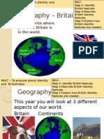 Lesson 1 British