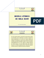 Modelo Atomico Bohr