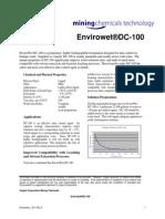Envirowet r Dc-100 e