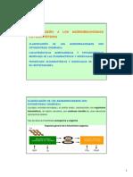 Tema 1 Cultivo de microorganismos fotosintéticos