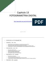 Cap 13 Pp Fotogrametria Digital