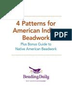 Native American Beadwork eBook