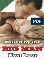 Railed by the BIG Man Next Door - Katie Kuckold