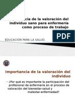 Valoración- Dx (Pae)