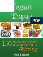 Vegan Tapas Cookbook Preview
