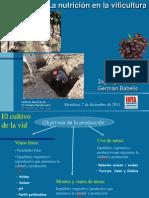 Babelis La Nutricion en La Viticultura