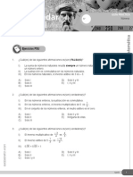 Guía  Números PDV