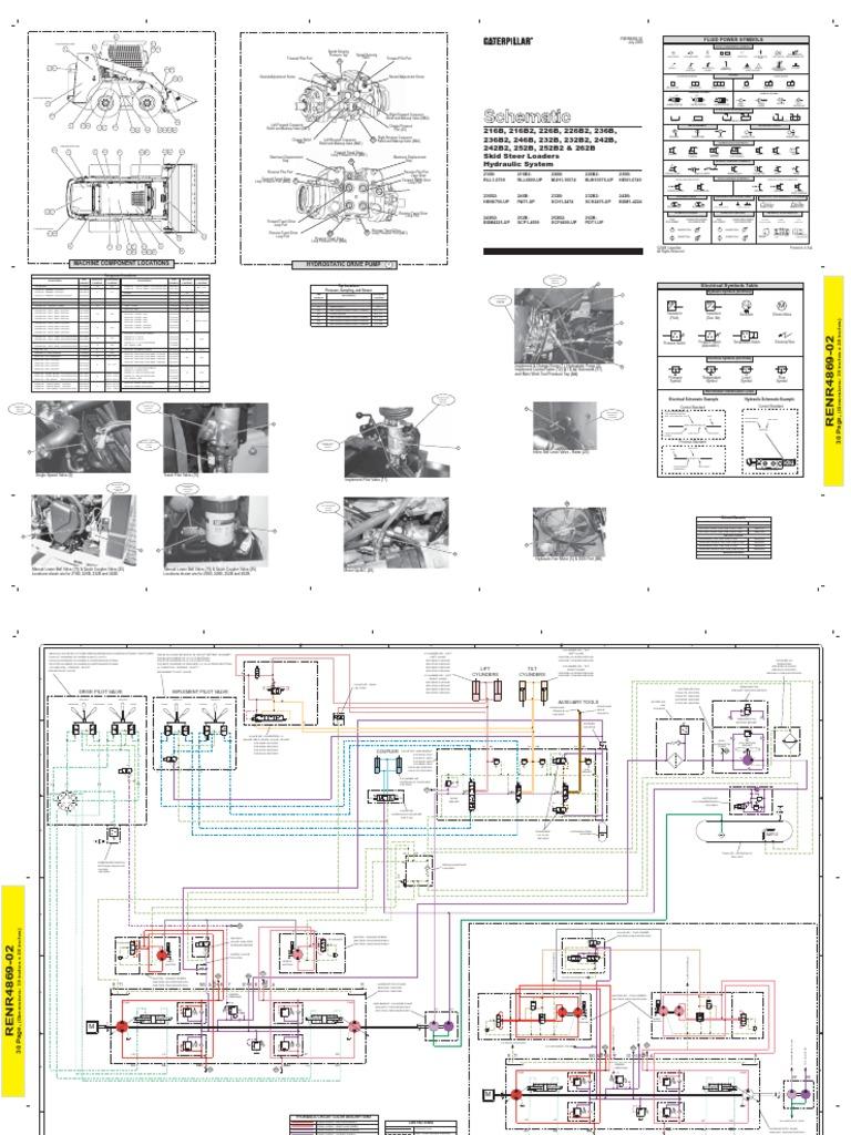 Cat 236b Wiring Diagram