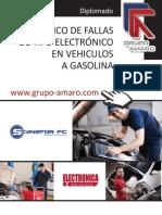Manual Diplomado Fallas de Tipo Electrónico en Vehículos a Gasolina