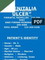Genitalia Ulcer