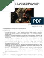 """El Tráfico Ilícito de Coltán_ Venezuela Surge Como Nueva Fuente de Minerales """"Conflicto"""" _ Kinkalla"""