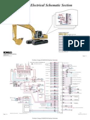 kobelco sk210 wiring ingenier�a el�ctrica bienes manufacturados Kobelco SK210 Specifications
