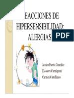 Alergias e Hipersensibilidad 3