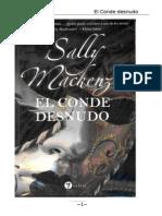 Nobleza Al Desnudo 3- El Conde Desnudo _Sally Mackenzie