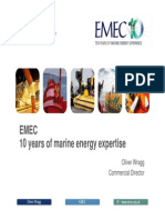 EMEC- 10 Years of Marine Energy Expertise