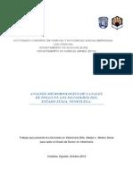 Venezuela Analisis Salmonella en Aves