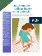 Sindrome de Guillan Barre infantil