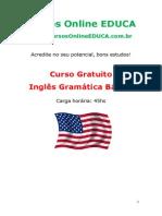 Curso Ingl s Gram Tica b Sica 62520