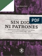 Muñoz Cortes, Victor - Sin Dios Ni Patrones