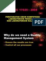 ISO IEC 17025 2005