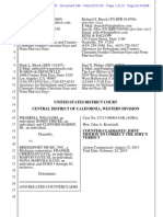 Blurred Lines Trial - Gaye motion to correct jury verdict - Williams and Thicke v. Gaye.pdf