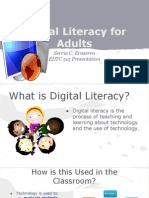 digital literacy for adults