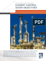 Turbomachinery Control System Design Objectives Article