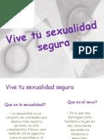 vive tu sexualidad segura