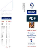 Latech Nursing Degree 4 Yr Plan
