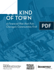 Our Kind of Town A Financial Plan that Puts Chicago's Communities First