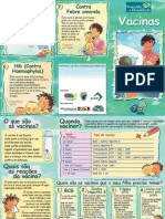 Folder CREN 7 Vacinas