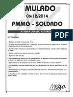 Simulado - Pmmg - Soldado 06-12