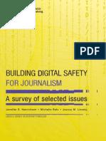 Building Digital Safety for Journalism