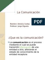La Comunicación YO 1