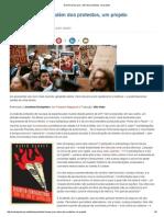 David Harvey quer, além dos protestos, um projeto.pdf