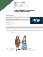 Guía Complementaria El Burgués Gentilhombre