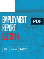 Employment Report EAE 2014