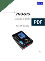 VRS 575 Hardware