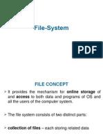 File Interface