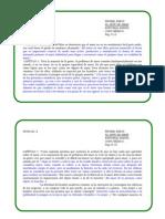 Ejemplo de Ficha de trabajo